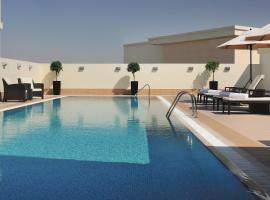 Avani Deira Dubai Hotel, hotel near Abu Baker Al Siddique Metro Station, Dubai