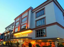 Lovina Inn Penuin, hotel in Nagoya