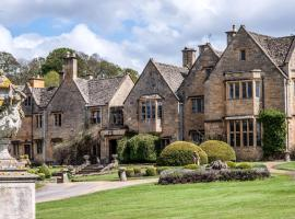 Buckland Manor - A Relais & Chateaux Hotel, country house in Broadway