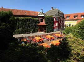 Hotel Stadt Suhl, Hotel in der Nähe von: Fallbachlift, Zella-Mehlis