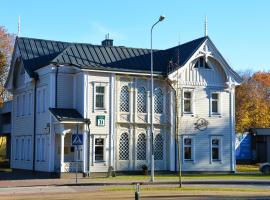Dalija – hotel w pobliżu miejsca Centrum rekreacyjne AQUA w Druskienikach w Druskienikach
