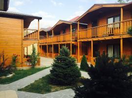 Holiday Park Olimp, hotel in Nizhneye Dzhemete