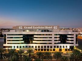Grand Excelsior Hotel Deira, hotel in Dubai