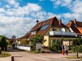 Haus Nordlicht, guest house in Ahrenshoop