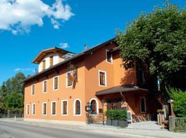 Landgasthof zum Erdinger Weissbräu, отель в Розенхайме