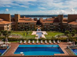 Hotel The Sun, hotel with pools in Brasilia