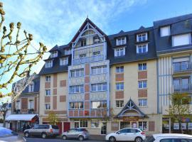 Almoria Hôtel & SPA, hôtel à Deauville près de: Polyclinique de Deauville