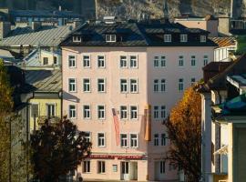 Hotel Vier Jahreszeiten Salzburg, hotel in Salzburg