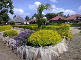 Tumaini Cottages and Conference Centre, отель в городе Накуру