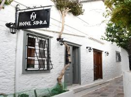 Sidra Hotel , ξενοδοχείο στην Ύδρα