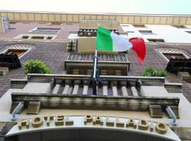 Hotel Palladio, hotel u blizini znamenitosti 'Robna kuća Excelsior' u Milanu
