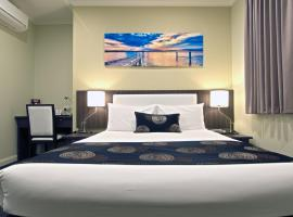 Park Squire Motor Inn & Serviced Apartments, hotel in Melbourne