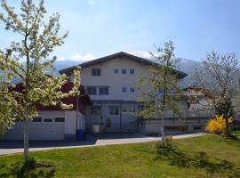 "Appartement ""oans"", apartment in Innsbruck"
