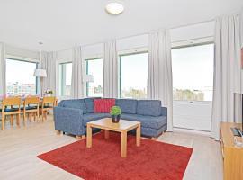 Forenom Serviced Apartments Tampere Pyynikki, huoneisto Tampereella