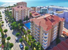 Saritas Hotel, отель в городе Аланья, рядом находится Alanya Milli Egemenlik Stadium
