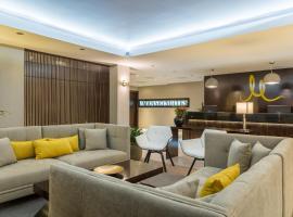 Mansio Suites The Headrow, apartment in Leeds