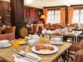 Celtic Lodge Guesthouse - Restaurant & Bar, homestay in Dublin