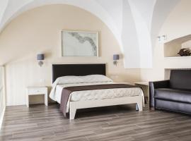 Faro Bianco Gallipoli - Suites & Apartments, hotel a Gallipoli