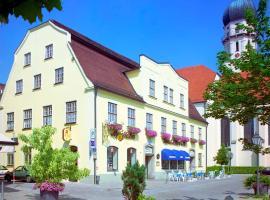 Hotel Alte Post, hotel near Pilgrimage Church of Wies, Schongau