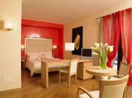 Hotel Europa, отель в Падуе