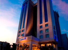 Radisson Blu Kochi, accessible hotel in Cochin