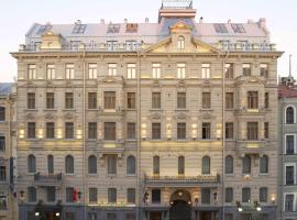 Petro Palace Hotel, hotel in Saint Petersburg