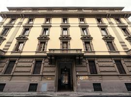 Hotel Duca D'Aosta, hotel in Fortezza da Basso, Florence