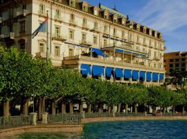 Hotel Splendide Royal, hôtel à Lugano