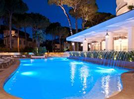 Hotel Belvedere, отель в городе Милано-Мариттима