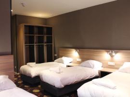 Aston City Hotel, hotel en Ámsterdam