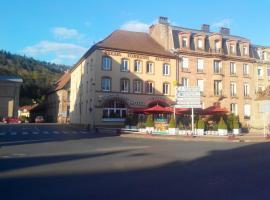 Relais Lorraine Alsace Pere & Fils、Raon-l'Étapeのホテル