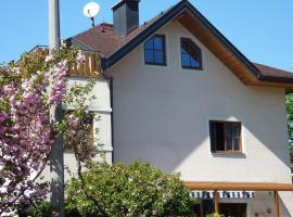 StudioApartments Haus Schneider, budget hotel in Salzburg