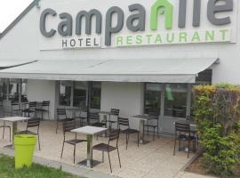 Campanile Clermont-Ferrand Sud Issoire, hotel in Issoire