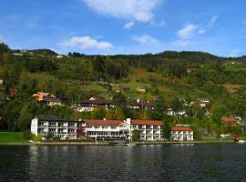 Strand Fjordhotel, hotell i nærheten av Hardangervidda i Ulvik