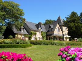Manoir De Kertalg, hotel in Moëlan-sur-Mer