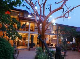 Villa Yiri Suma, vacation rental in Ouagadougou