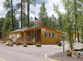 PVC at The Roundhouse Resort By Diamond Resorts, resort in Pinetop-Lakeside