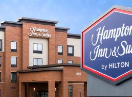 Hampton Inn and Suites La Crosse Downtown, hotel v destinaci La Crosse