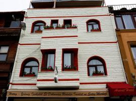 Ararat Hotel, δωμάτιο σε οικογενειακή κατοικία στην Κωνσταντινούπολη