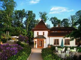 Waldcafé Hotel Restaurant, Hotel in der Nähe von: The Merkur, Baden-Baden