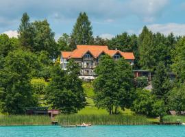 Kleines Hotel Kärnten, Hotel in der Nähe von: Villacher Alpen Arena, Egg am Faaker See