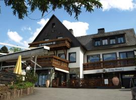 Forsthaus am Möhnesee, guest house in Möhnesee