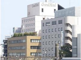 グランドホテル神奈中 平塚、平塚市にある江ノ島の周辺ホテル
