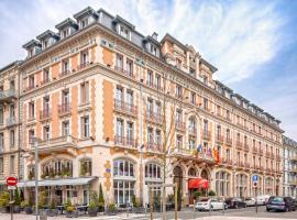 Grand Hôtel Du Tonneau D'Or, отель в Бельфоре