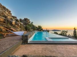 Aether Villa, hotel with pools in Elounda