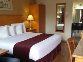 Canadas Best Value Inn & Suites-Vernon, hotel in Vernon