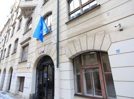 Hostel Hlávkova, hostel in Prague