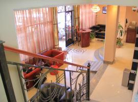 Hotel Lobelia, hotel in Addis Ababa