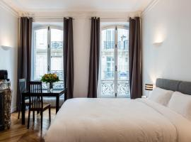 Paris Square, hotel near Place des Ternes, Paris
