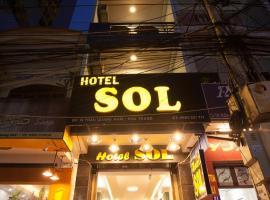 Hotel Sol, hotel near Sailing Club, Nha Trang